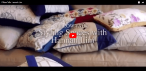 Pillow Talk: Hannah Lim