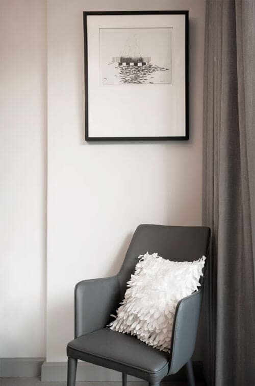 Black-white-gray palette